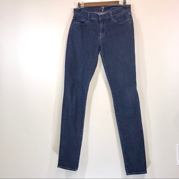 7 For All Mankind Denim - 7 For All Mankind Gwenevere Skinny Jeans - 1282
